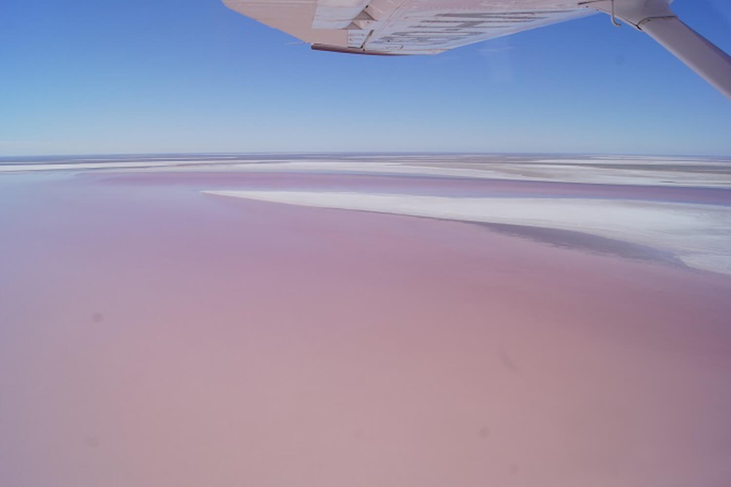 Lake Eyre air safari