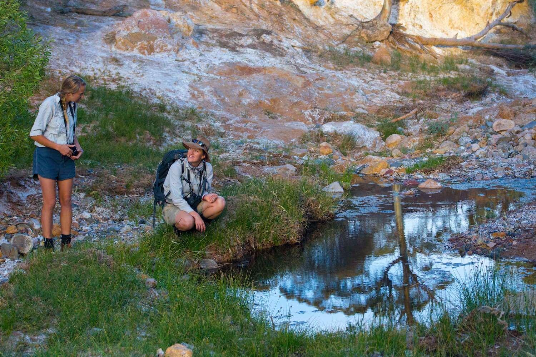 Waterhole at Arkaba