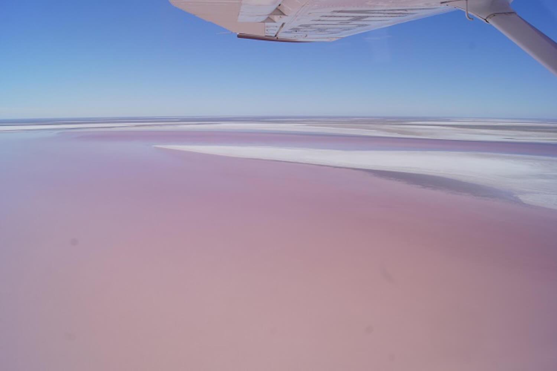 Lake Eyre air safari
