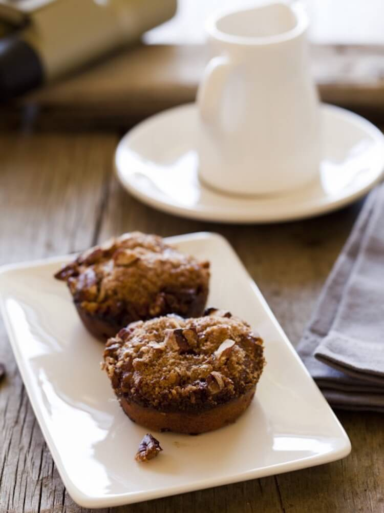 Fresh muffins at Arkaba Homestead